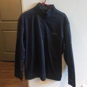 Callaway Half zip pullover